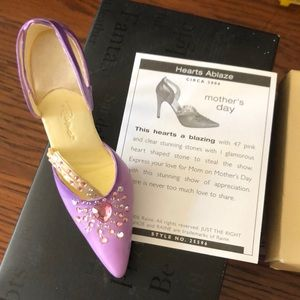 Just The Right Shoe Mother's Day Heel & Pearl Mule